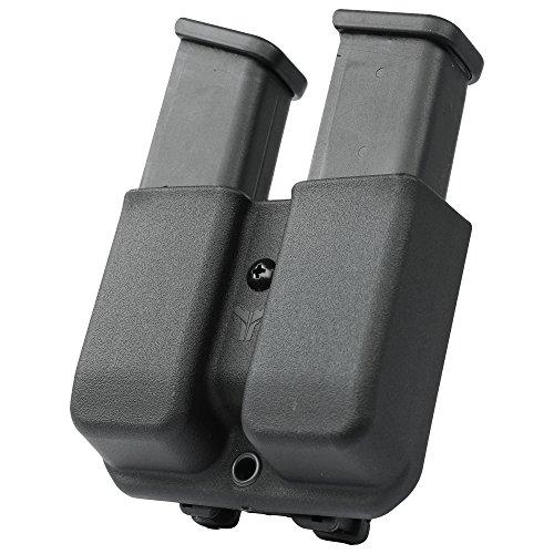 Blade-Tech Industries Glock 940 Signature Series Double Mag Pouch Tek-Lok Attachment Black