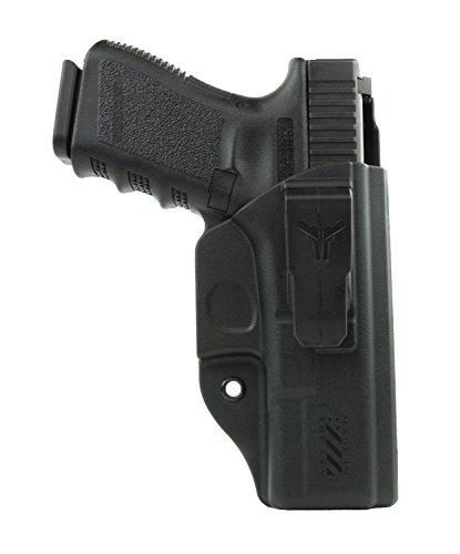 Blade-Tech Industries Klipt Glock 43 IWB Holster Black Right