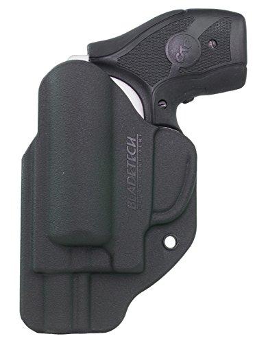 Blade-Tech Industries Klipt J-Frame SW 442642 Revolver Holster 1 78 Black