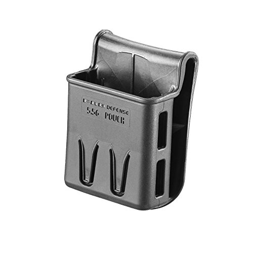 Mako Polymer Magazine Pouch with Belt Paddle for 556mm Magazines