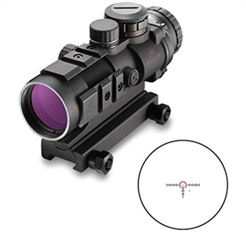 Burris 300217 Armalite Rifle Tactical Sight Armalite Rifle 332 3x32mm Prism Sight Ballistic Cq Reticle Matte black