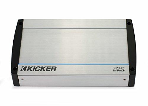 KICKER 40KXM8005 5-Channel Marine Amplifier