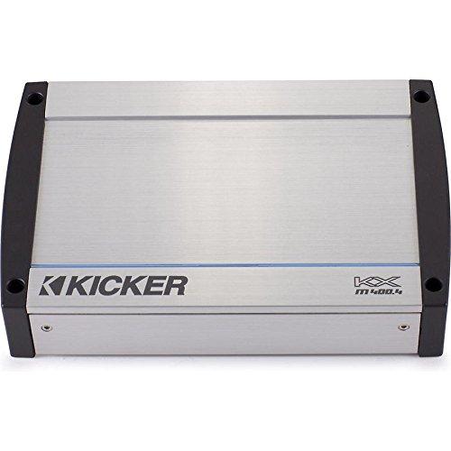 Kicker 40KXM4004 4-Channel Marine Amplifier