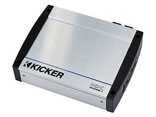 Kicker KXM12001 1200-Watt Mono Class D Marine Subwoofer Amplifier