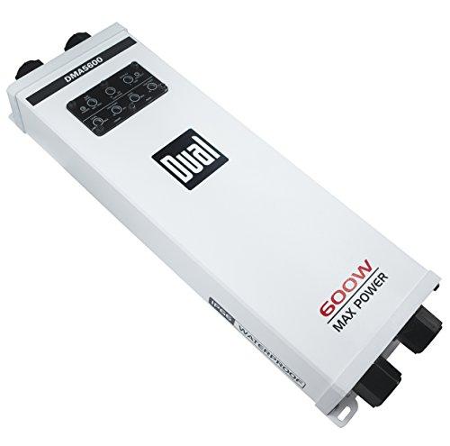 NAMSUNG ELECTRONICS - DUAL DMA5600 L 5 Channel Marine Amplifier