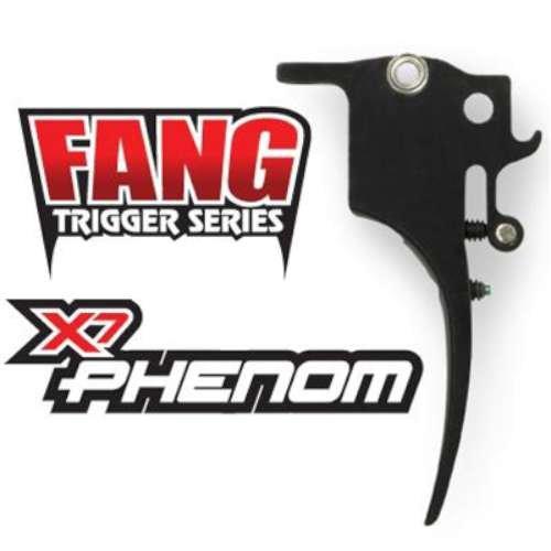 TechT Phenom Fang Trigger Black