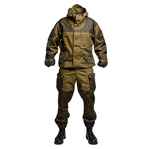 GORKA-3 Gorka 3 BARS Genuine Russian Army Special Military BDU Uniform Camo Hunting Suit XXL 606    185-191 cm