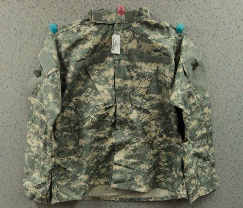 American Apparel ACU Digital Camo Jacket Size Extra LargeRegular