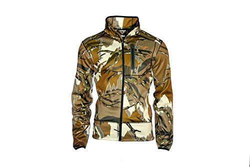 Predator Camo Mens Adrenaline Jacket Brown Deception Medium