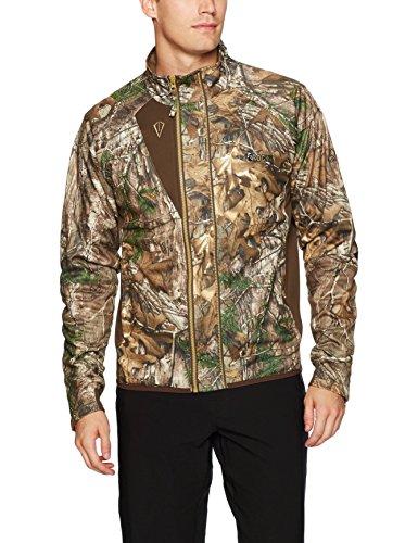 Rocky Mens Broadhead Hunting Jacket Realtree Extra Camouflage Large
