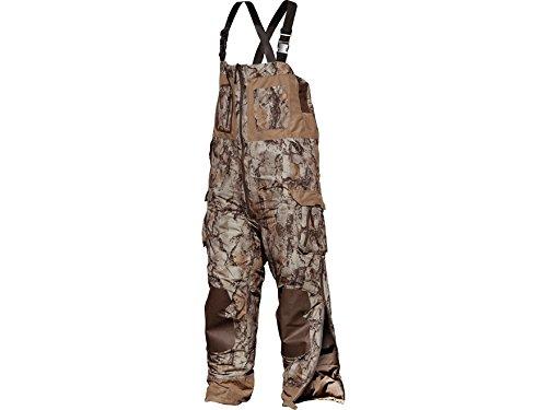 Natural Gear Insulated Hunting Bib Overalls Mens XL Natural