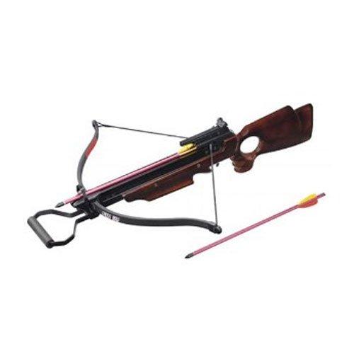 Rex Heavy Duty 150lb Wooden Crossbow Misc