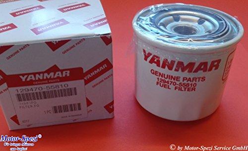 Yanmar 129470-55810 Fuel Filter 129470-55703 Genuine Parts OEM