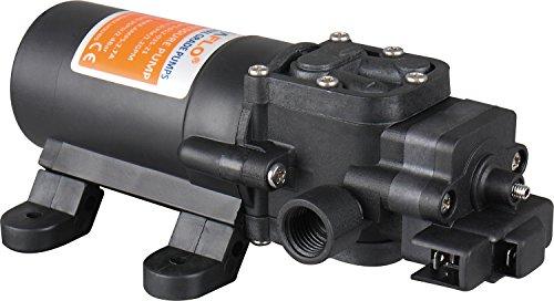 SEAFLO NEW 12v Water Pressure Diaphragm Pump 43 Lmin 12 GPM 35 PSI - Caravanrvboatmarine
