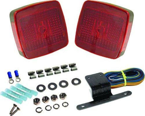 SeaSense 50080270K Square LED Trailer Tail Light Kit