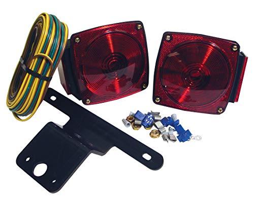attwood 14060-7 Submersible Multi-Function LED Trailer Light Kit