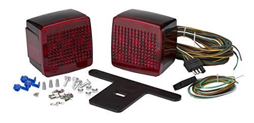 attwood 14065-7 Submersible Multi-Function LED Trailer Light Kit