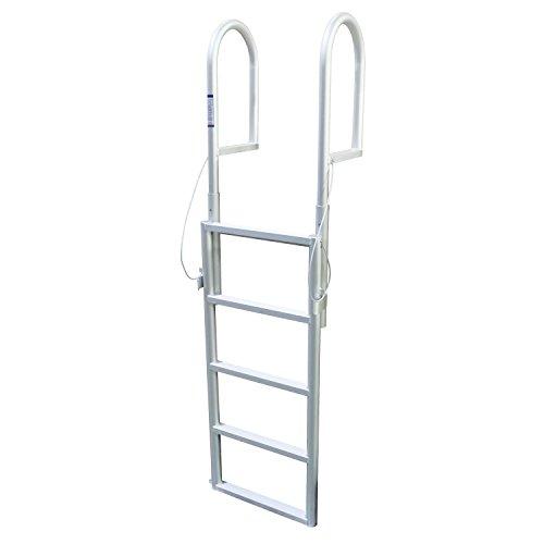 Extreme Max 30053464 Sliding Dock Ladder 5 Step