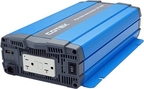Cotek SP1000-248 Pure Sine Wave Inverter 1000W