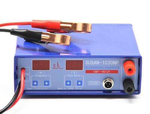 Hanchen 1030NP Ultrasonic Inverter Safe Protection Electro Fisher Fish Shocker Fish Stunner