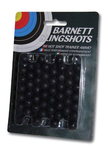 Barnett Slingshot Target Ammo Approximately 100 Rounds