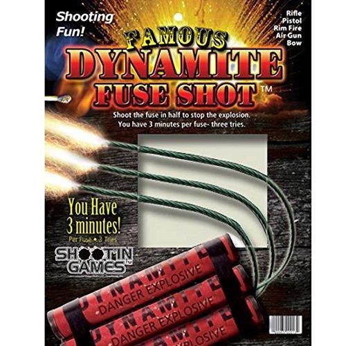 Woodys Targets Dynamite Fuse Shot Target
