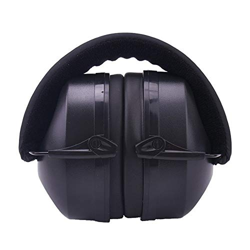 Zhouminli Anti-Noise Earmuffs Noise Cancelling Ear Muffs Sweat Proof Padded Headband Fully Adjustable Ultimate Hearing Protection for Gun Range Shooting Hunting