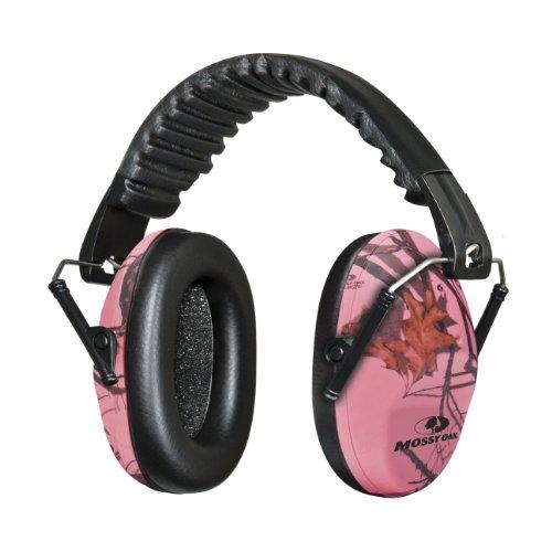 Mossy Oak Hunting Accessories Lula Womens Shooting MO-LSM Ear Muff Pink