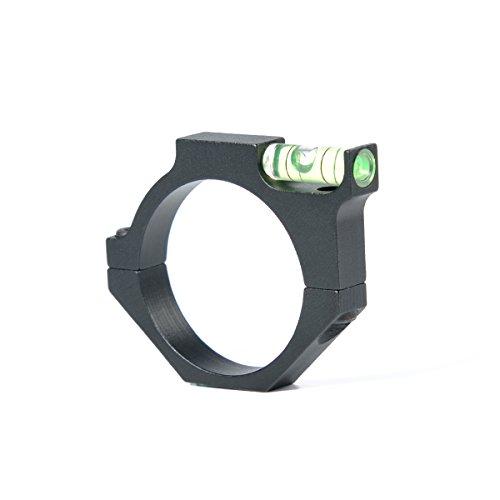 WOLTIS 34mm Scope Level - Riflescope Bubble Level For 3435mm Riflescope Tube Black