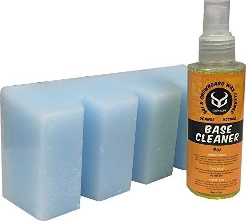 Demon Hyper X Universal 1 LB Big Block Wax  Citrus Base Cleaner