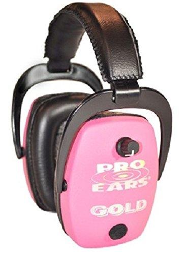 Pro Ears Pro Slim Gold NNR 28 Pink