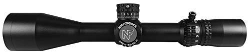 NightForce NX8 Rifle Scope 4-32x50mm First Focal Plane1 Mil-Radian Mil-C Reticle C625