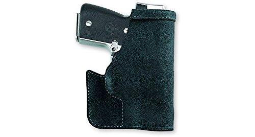 Galco Pocket Protector Holster for Ruger LCP KelTec P3AT P32 Black Ambi