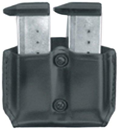 Gould Goodrich B831-0 Gold Line Double Magazine Case Black Fits KAHR ARMS P380 KEL-TEC P3AT P32 RUGER LCP SIG P238 SW BODYGUARD 380