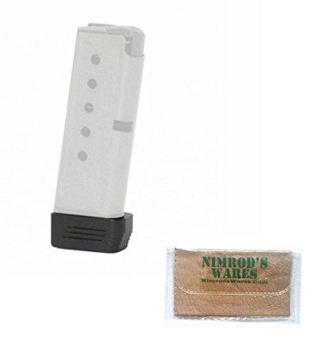 Kel-Tec P3AT 1 Extension  Nimrods Wares Microfiber Cloth