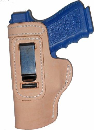 Kimber Pro Covert II Leather Gun Holster Pro Carry LT Left Hand IWB Natural