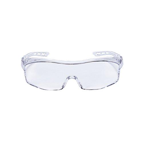 3M Peltor 47030-PEL-6 Sport Over The Glass Safety Eyewear 1 Pack Clear