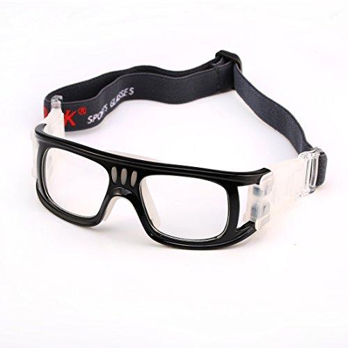 Andux Basketball Soccer Football Sports Protective Eyewear Goggles Eye Safety Glasses LQYJ-01