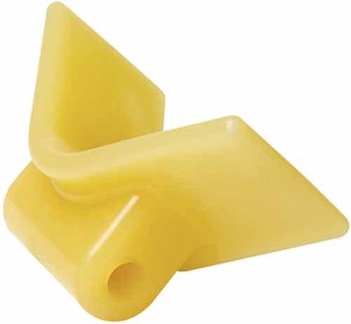 Seachoice Bow Stop 3 x 3 12 Yellow 56550