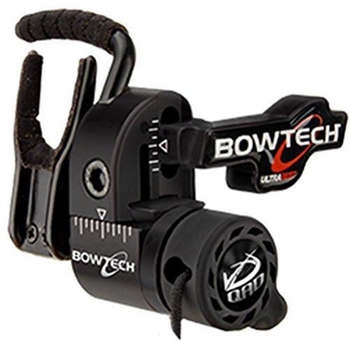 QAD Ultra-Rest Drop Away Left Hand Rest for BowTech RPM Black
