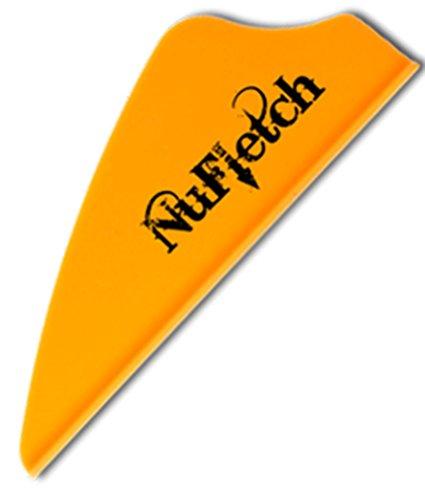 NuFletch Fusion Vanes 17 Orange 36pk