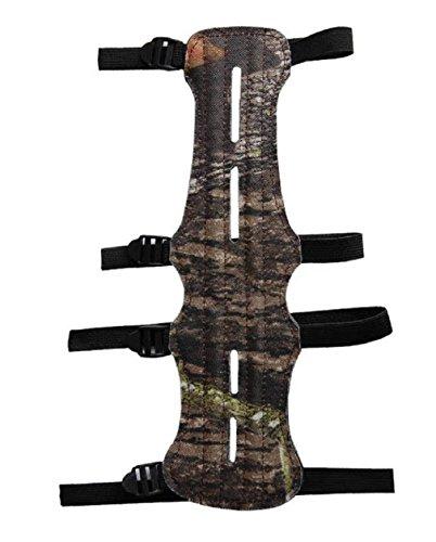 Born Beauty Fashion Leather Archery Arm Guard Adjustable Arm Protector Gear