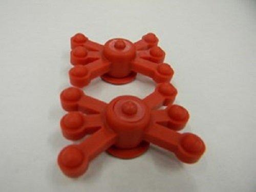 Bowjax Monsterjax Solid Limb Dampeners 1022 Red