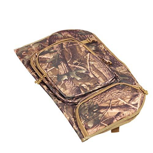 LIOOBO Arrow Quiver Bag Backpack Hunting Training Storage Cylinder Arrow Pot Target Quiver Holder Ice Skate Bag for Hunting Outdoor