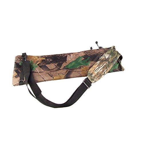 Lint Archery Bow Arrow Quiver Bag Pouch Camouflage