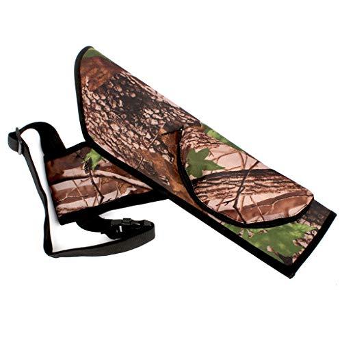 ZSZKFZ Camouflage Quiver Recurve Bow Quiver Compound Bow Quiver Bow Quiver Hanging Quiver Canvas Quiver Bag