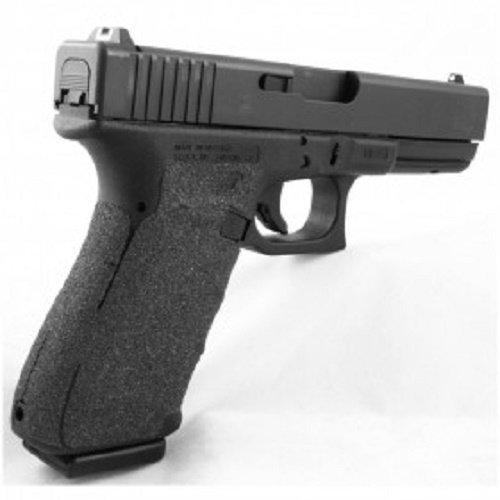 TALON Grips for Glock 20 21 40 41 - Gen3 20SF 21SF Black Rubber - 102R WFree Sticker - Johnson Enterprises LLC