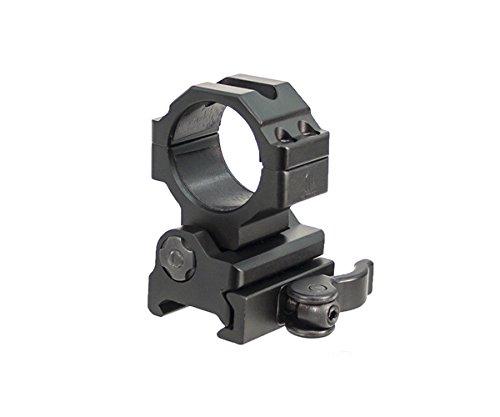 UTG 30mm Flip-to-Side PicatinnyWeaver QD Ring Mount