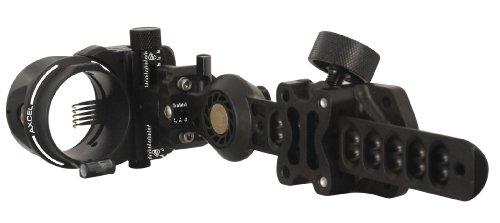Axcel 5 Pin 019 Fiber Armortech HD PRO Hunting Sight Black