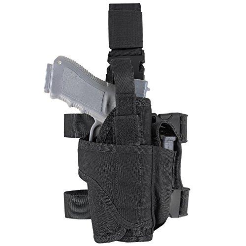 Condor Tornado Tactical Leg Holster Black Fully adjustable